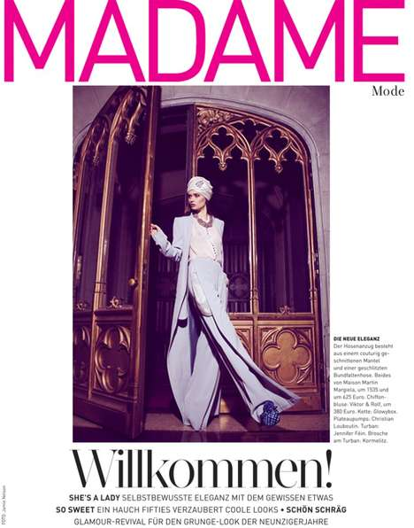 Madame Germany