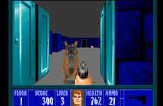 Evolutionary Shooting Game Videos