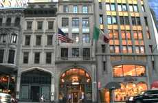 Classical European Emporiums - The Rizzoli Bookstore in NYC is the World