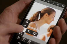Photoshop Touch Apps - The Adobe Photoshop App Allows You to Customize Photos