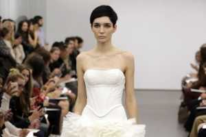 Brides to Be Can't Go Wrong with the Vera Wang Bridal Collection