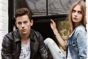 The Pepe Jeans Spring/Summer Campaign Stars Cara Delevingne