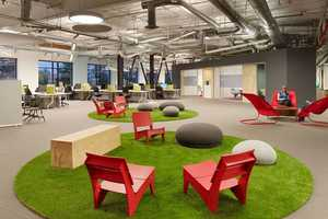 The Skype Palo Alto Offices are a Modern Work Haven
