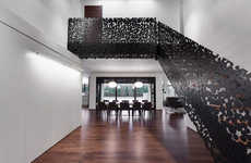 Spectacular Steel Staircases
