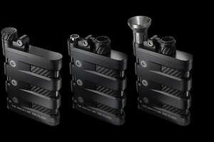 The Carbon Fiber Flask is Equipped to Endure Any Type of Disaster