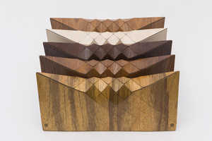 Tesler + Mendelovitch Brings Wood into Glamourous Fashion Pieces