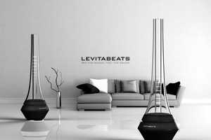 The Levitabeats Sound System Impresses the Eyes and the Ears
