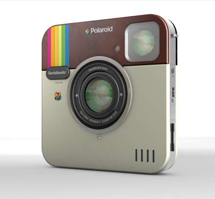 Social Media-Inspired Cameras - The Instagram Camera Will Add a Hipster Touch to Any Night Out