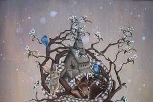 Kari-Lise Alexander Encapsulates Harmony in Dreams on Paper