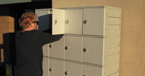 Mobile Powering Lockers - These Mobile Charging Lockers are Available to Rent at SXSW
