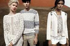 The Pull & Bear Spring/Summer 2013 is Laid-Back Chic
