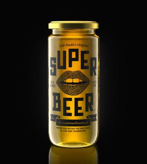Super Beer Packaging
