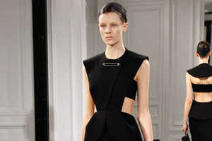 Balenciaga Fall 2013 Heralded Alexander Wang's Creative Direction