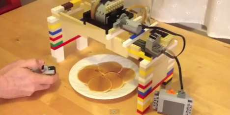 LEGO Peristaltic Syrup Pump