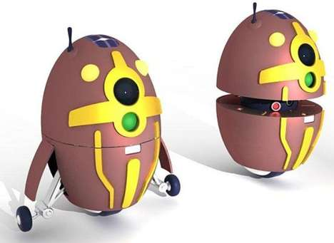 19 Egg-Shaped Tech Devices - These are Perfect for Your Bag of Easter Goodies