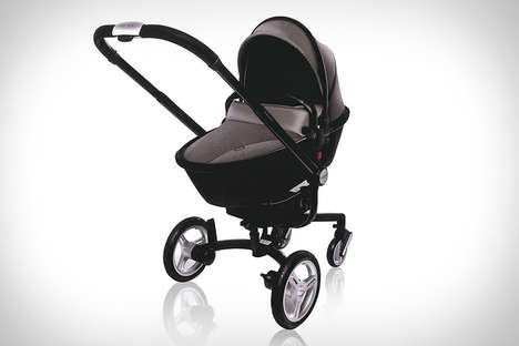Luxury Auto Strollers - The Aston Martin Silver Cross Surf is Fit for Royal Babies