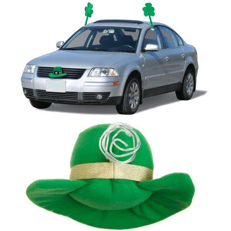 St. Patrick's Day Vehicle Costume
