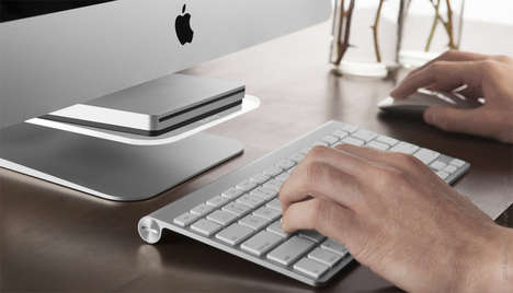 Stashboard for iMac