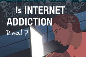 This Infographic Poses Tough Questions About Extreme Internet Use