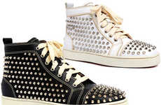 65 Seriously Studded Kicks