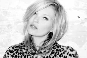 These Terry Richardson Portraits Feature Renowned Model Kate Moss