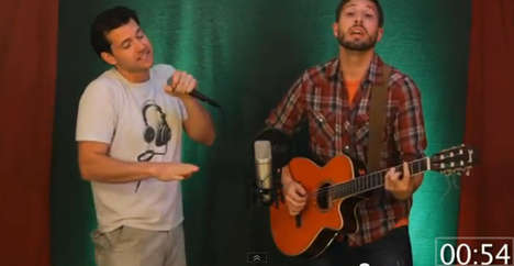 Rapid-Fire Beatboxed Mashups - Chad Neidt and Bronkar Lee Cover 22 Beatles Songs in Just One Minute