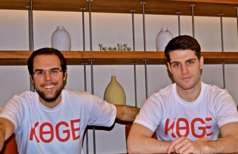 Alex Hyssen and Andrew Lenjosek, Co-Founders of Koge Vitamins (INTERVIEW) - Changing the Industry