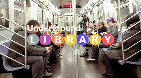 Subway Library