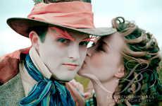 28 Quirky Wedding Ceremonies