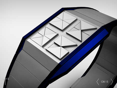 Stylish Watch Design
