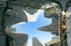 Architectural Kaleidoscope Captures