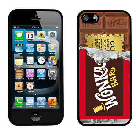 Cinematic Candy Phone Cases - Case Envy Has Created This Iconic Chocolate Bar Designer iPhone Case