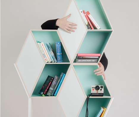 Cubious Bookshelf