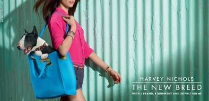 Harvey Nichols The New Breed