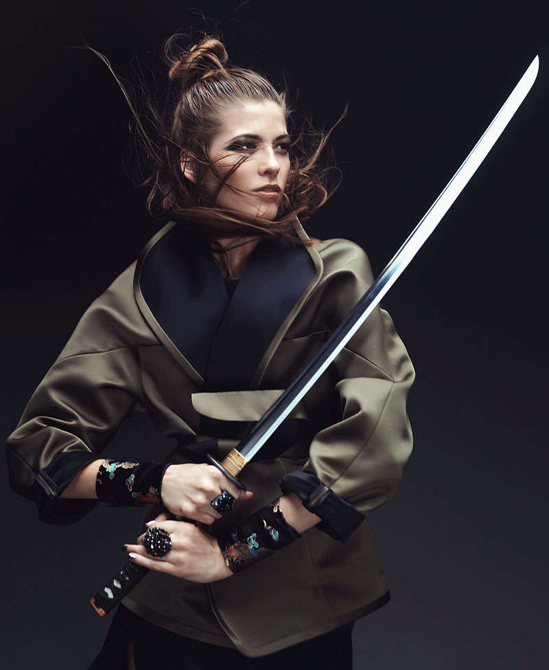 Sword-Fighting Photoshoots