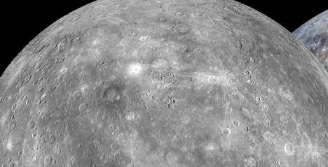 mercury Map