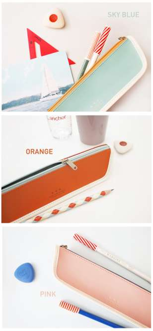 Marine Pencil Case