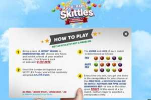 Rock Paper Skittles is a Fun Web Contest for Skittles Junkies