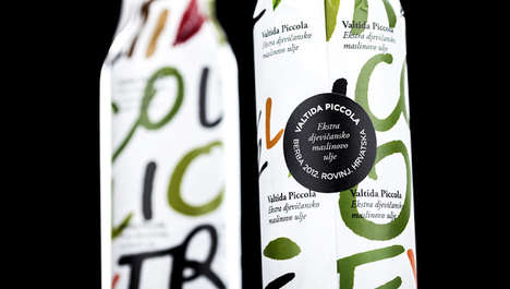 Valtida Piccola Olive Oil Packaging