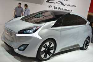 The Mitsubishi CA-iMiEV Will Email You in the Event of Theft