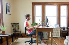 21 Quirky Home Offices