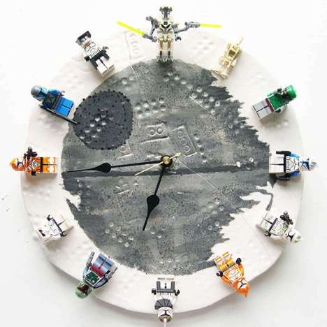 Geeky Wall Clocks