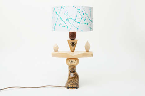 Remain in Balance Lamp
