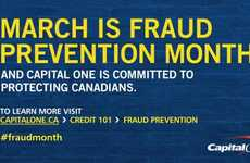 Comical Fraud-Prevention Commercials - The Capital One Commercial Promotes Online Privacy