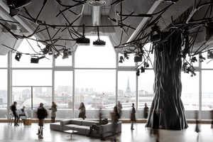 Electric Paris by Mathieu Lehanneur is an Installation-Centric Venue