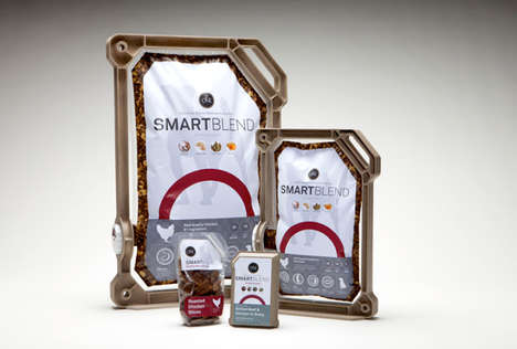 Purina ONE SmartBlend Packaging