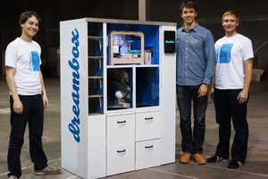 Customized 3D Printing is in Vending Machine Form Thanks to Dreambox