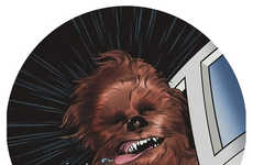 24 Furry Wookie Products