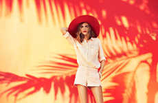 The Reserved Spring 2013 Campaign Follows a 'Be Inspired' Theme