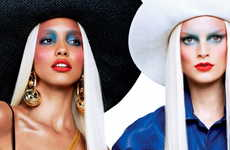 Modeling Duo Photoshoots